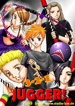 Cover: 3-2-1 JUGGER!