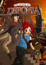 Cover: Return to Deponia