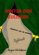 Cover: Hinter den Kulissen