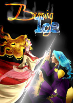 Cover: Burning Ice (Brennendes Eis)