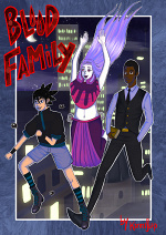 Cover: Blood Family