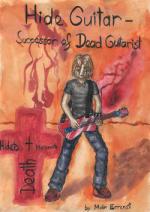 Cover: Hide Guitar- Successor or Dead Guitarist (für CIL ´05 , in Farbe)
