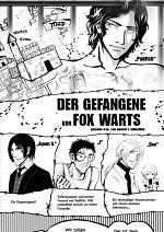 Cover: Der Gefangene von Fox Warts