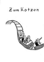 Cover: Zum Kotzen