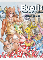 Cover: Evolis großes Gijinka Abenteuer
