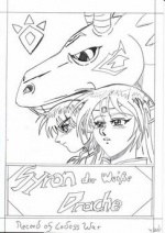 Cover: Record of Lodoss War - Syron der weiße Drache