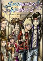 Cover: 少年 心 Shounen Hearts