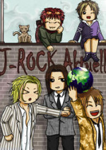 Cover: J-ROCK Aktuell