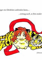 Cover: Des Tigers Glöckchen