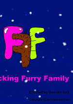 Cover: Fucking Furry Family
