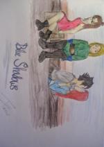 Cover: Blue Shadows