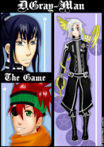Cover: D.Gray Man The Game