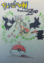 Cover: Pokemon Revolution Zero *Neu gezeichnet*