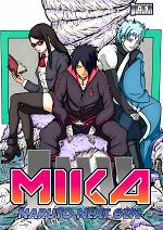 Cover: MIKA -Naruto Next Gen-