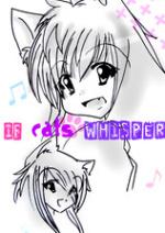 Cover: Wenn Katzen flüßtern