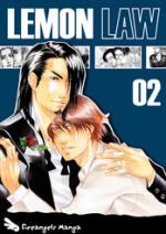Cover: [Fireangels] Lemon Law 2 - preview