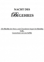 Cover: Nacht des Begehrens (+16)