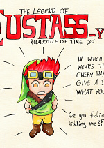 Cover: The legend of Eustass-ya