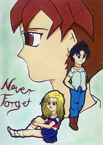 Cover: Never Forget