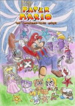 Cover: Paper Mario: Die Legende vom Äonentor