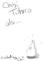 Cover: Chibi Totoro als...