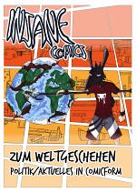 Cover: Insane Comics zum Weltgeschehen