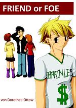 Cover: Friend or Foe (Manga Talente 2011)