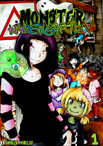 Cover: Monster Kindergarten