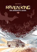 Cover: RAVEN KING - Eine unerwartete Audienz