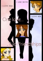 Cover: One love, Two Friendships