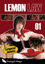 Cover: [Fireangels] Lemon Law 1 - preview