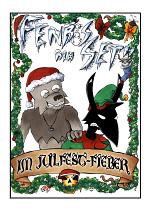 Cover: Fenris und Seth im Julfest-Fieber