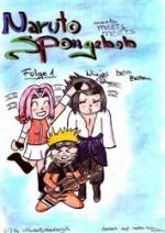 Cover: Naruto meets Spongebob
