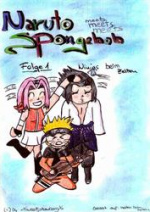 Cover: Naruto meets Spongebob