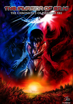 Cover: THE INVASION OF RA-HI       Vol.2