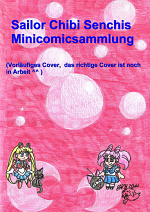 Cover: Sailor Chibi Senchis (Minicomicsammlung)