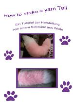 Cover: How to make a yarn Tail ~ Wie mache ich einen Schwanz aus Wolle~