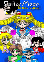 Cover: Sailor Moon Black Luna