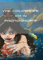 Cover: tutorial - colorieren in photoshop