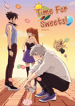 Cover: Time For Sweets! (2017)
