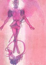 Cover: Shoujo Story 2 - Lukas, Engel der Liebe