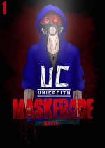 Cover: Unicacity - Maskerade