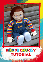 Cover: Tutorial Buddi-Doll mit Fimo-Kopf und Plüschkörper