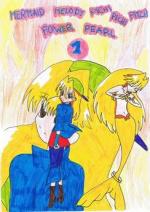 Cover: Mermaid Melody Pichi Pichi Pitch Power Pearl