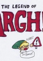Cover: The Legend of ARGH!