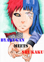 Cover: Byakugan meets Shukaku (neue Version)