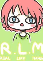 Cover: R.L.M - Real Life Manga