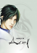 Cover: [Fireangels] World of Aziell - preview