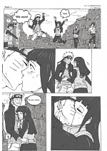 Cover: Five Kisses of NaruHina