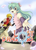 Cover: Lost Dragons